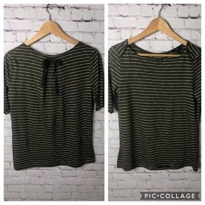 Talbots Striped T-shirt